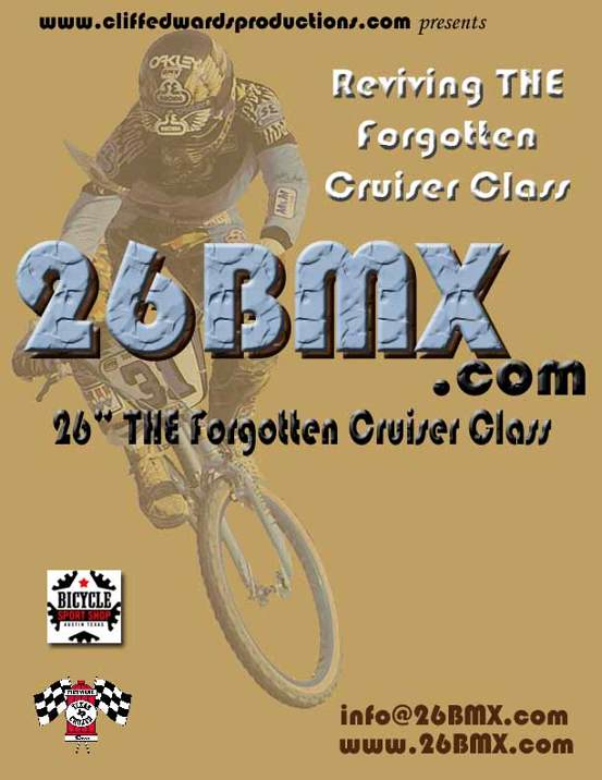 "26BMX.com MILITIA (Team 26BMX.com)- Reviving THE Forgotten 26"" CRUISER CLASS"